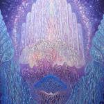 Храм холст масло 2000 г.