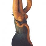 Женщина (керамика)