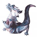 Дракон (керамика)