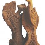 Женщина 3 (керамика)