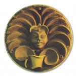 Тарелка 1 (керамика)